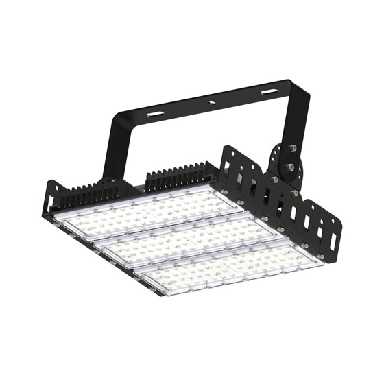 DEMODU® LED Pro modulares Industrie Flutlicht 150W 5000K 19500Lumen MeanWell Treiber Philips 5050 Chips
