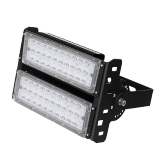 DEMODU® LED Pro modulares Industrie Flutlicht 100W 5000K 13000Lumen MeanWell Treiber Philips 5050 Chips