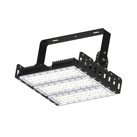 DEMODU® LED Pro modulares Industrie Flutlicht 200W 5000K 26000Lumen MeanWell Treiber Philips 5050 Chips