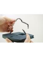 DEMODU® LED Pro Arbeitsleuchte mit Magnetfuß für 18V Makita Akku 1800lm 20W *ohne Akku*