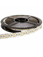 DEMODU® PREMIUM 24V LED Streifen doppel Neutralweiß 4000K 5m 240 SMD/m 2835 IP20 dimmbar