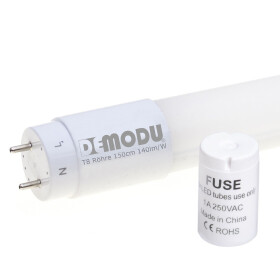 DEMODU® T8 LED Nano Röhre 24W 150cm...