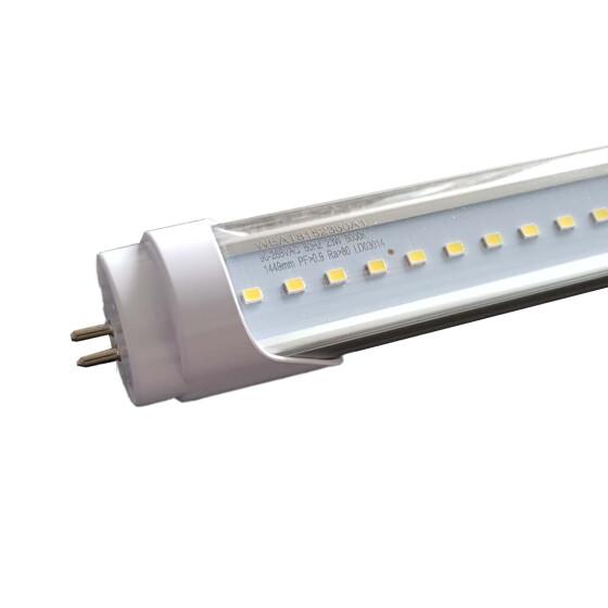 DEMODU® LED T8 Röhre mit T5 Fassung 1449mm Röhre nicht kompatibel 23W Sockel G5 tube 6000k 130lm/W 2290 Lumen