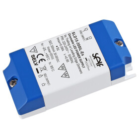 LED-Trafo, 15 W, 24 - 28 V DC, 300 mA
