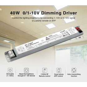 MI-LIGHT PL2 1000mAh - 0/1~10V Dimming Driver 40W