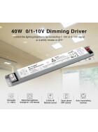 MI-LIGHT PL2 1000mAh - 0/1~10V Dimming Driver 40W