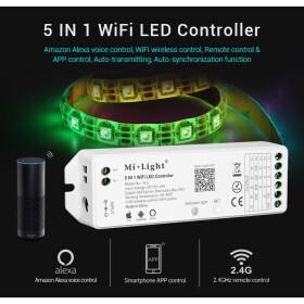 Mi-Light LED Empfänger RGB/RGBW/CCT 12-24V DC 8-Zonen