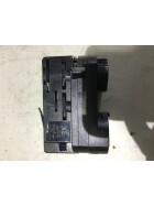 Adapter 3-Phasen Stromschienenstrahler 230V Schwarz