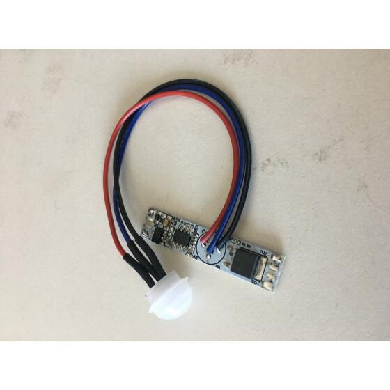 LED Non-Touch-Schalter für LED-Streifen 12V 24V oder LED-Beleuchtung Aluminium-Profil