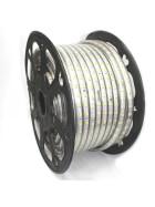 230V LED Streifen Rot 5050 SMD 60/m IP44 dimmbar