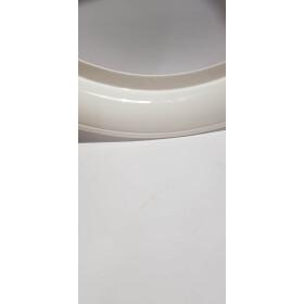 49cm weißer aussenring für 24W Lampe