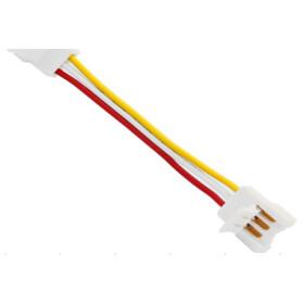 CCT-LED Streifen Verbinder rot/weiß/gelb 3PIN 10mm...