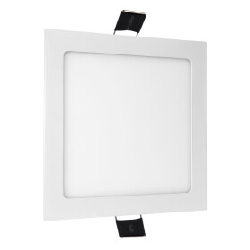ALGINE  ECO II LED SQUARE  230V 6W IP20  NW CEILING PANEL...