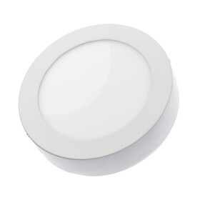 ALGINE  ECO LED ROUND  230V 12W IP20  CW CEILING PANEL...