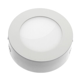 ALGINE  ECO LED ROUND  230V 6W IP20  CW CEILING PANEL...