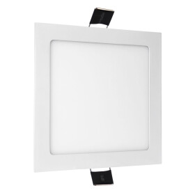 ALGINE  ECO LED SQUARE  230V 12W IP20  WW CEILING PANEL...
