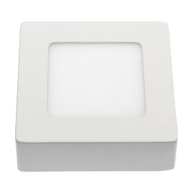 ALGINE  ECO LED SQUARE  230V 6W IP20  CW CEILING PANEL...