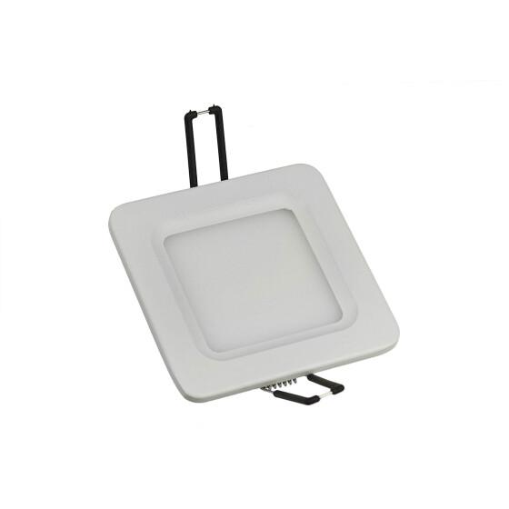 ALGINE  LED  24V 9W IP20 CW CEILING PANEL white frame