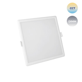 ALGINE 12W CCT+DIM Wi-Fi Spectrum SMART square, recessed