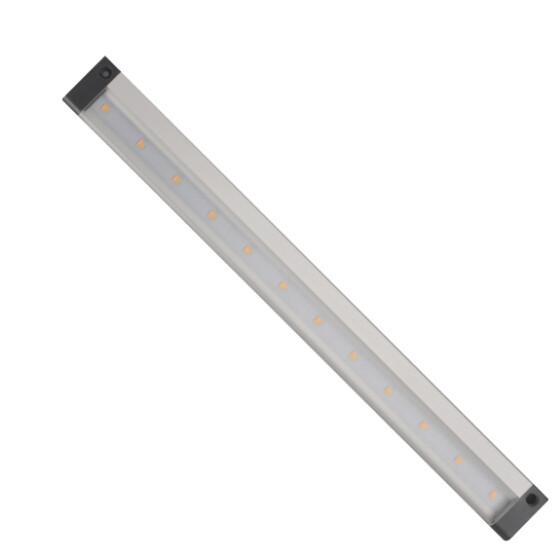 CABINET LINEAR LED SMD 5,3W 12V 500mm CW side IR