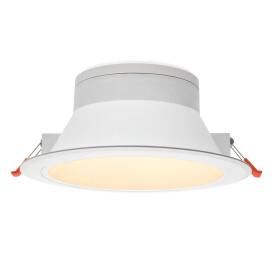 CEILINE III LED DOWNLIGHT 230V 25W 230mm WW