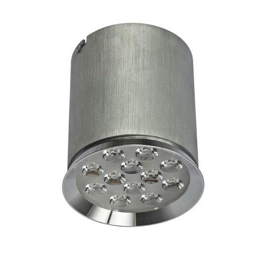 CHLOE  12LED  230V 12W IP20  60deg  WW CEILING