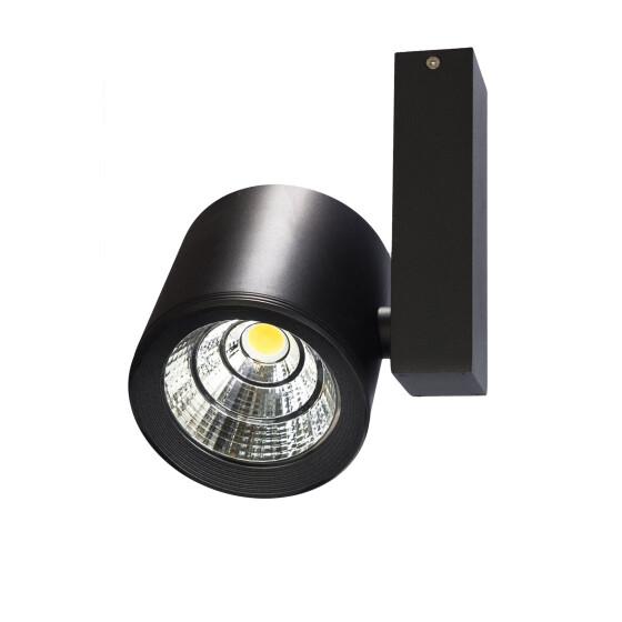 CHLOE  COB LED  230V 16W IP20  NW CEILING BLACK