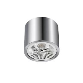 CHLOE AR111 GU10 Metalica IP20 round silver chrome