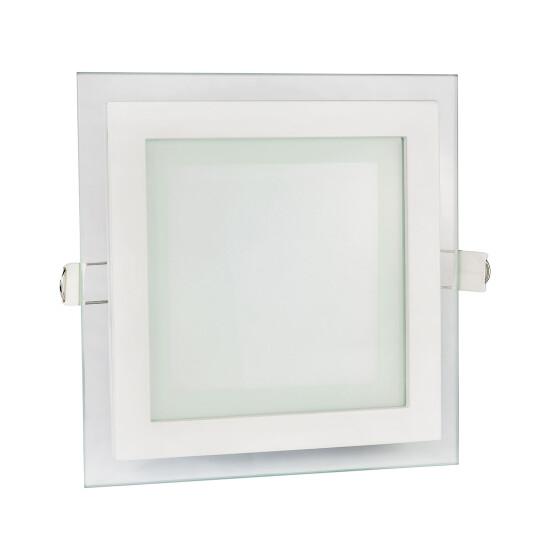 FIALE  ECO LED SQUARE  230V 18W IP20  WW ceiling LED spot