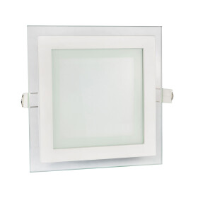FIALE  ECO LED SQUARE  230V 6W IP20  CW ceiling LED spot