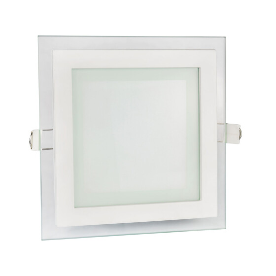 FIALE  ECO LED SQUARE  230V 6W IP20  WW ceiling LED spot