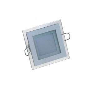 FIALE 6LED 12X0.5W 180deg 230V SQUARE WW LED SPOT