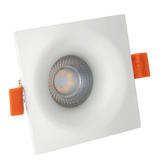 FIALE V GU10 square white