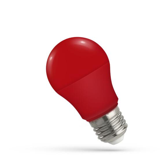 LED A50 E-27 230V 5W RED SPECTRUM