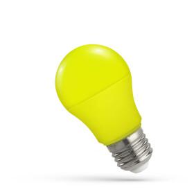 LED A50 E-27 230V 5W YELLOW SPECTRUM