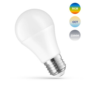 LED A60 13W E-27 230V RGBW+CCT+DIM Wi-Fi Spectrum SMART