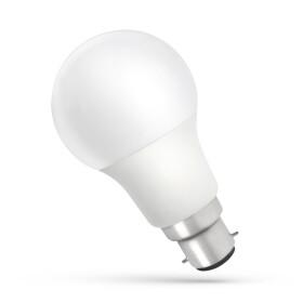 LED A60 B-22 230V 10W WW SPECTRUM