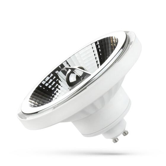 LED AR111 GU10 230V 15W SMD 45 DEGREES NW WHITE SPECTRUM
