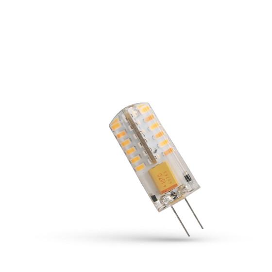 LED G4 column 12V 2W SILICON WW SPECTRUM