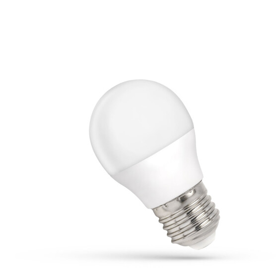 LED G45  E-27 230V 4W WW SPECTRUM