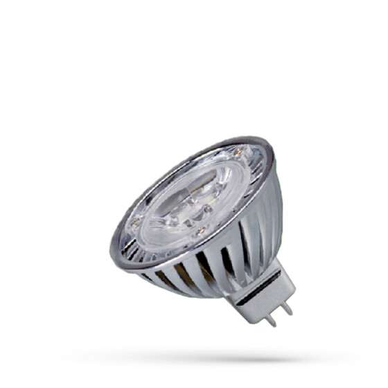 "LED MR16 12V 3W=35W 3LED 38"" WW SPECTRUM"