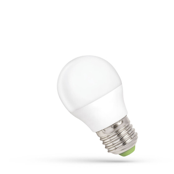 LED P45 E-27 230V 6W CW DIMMABLE SPECTRUM