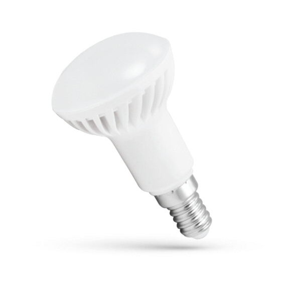 LED R-50  E-14 230V 6W CW SPECTRUM