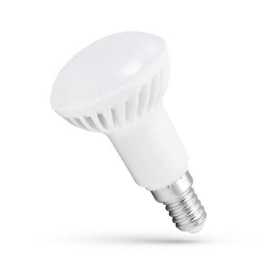 LED R-50 E-14 230V 6W NW SPECTRUM
