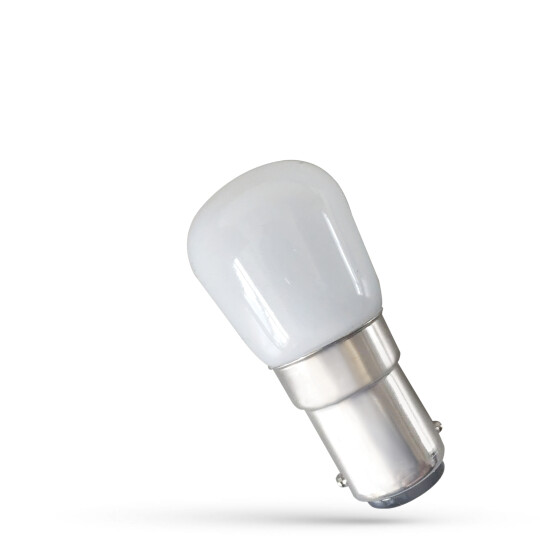 LED T26 230V 2W Ba15d WW  SPECTRUM