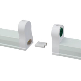 LED TUBE fixture 1200mm SPECTRUM