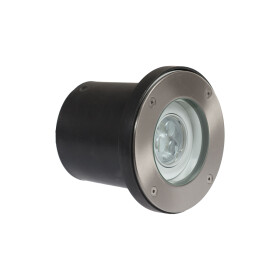 LUKKA 3LED CREE 45deg 230V 3W IP65/67 WW ground