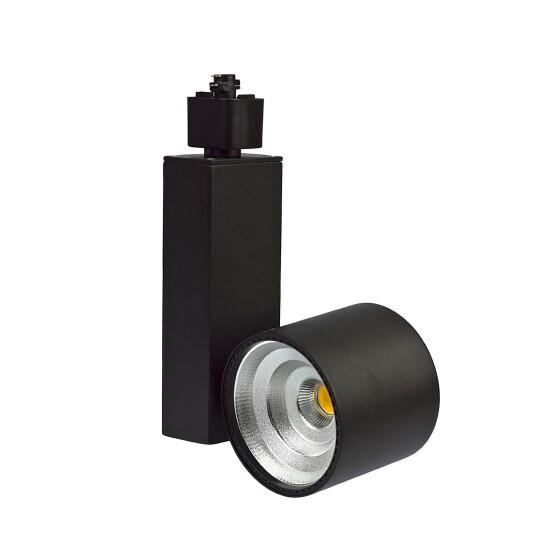 MADARA   COB LED  230V 16W IP20 NW TRACKLIGHT black