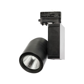 MADARA COB LED 230V 30W 24deg IP20 WW TRACKLIGHT BLACK
