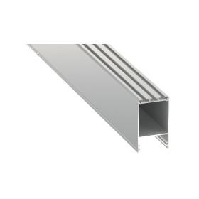 Profil Typ CLARO 3m silber, eloxiert